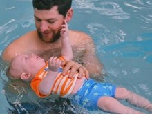 From $35 (Plus $25 Registration Fee) for Five Learn to Swim Classes at Northern Stars Swim School (Up to $90 Value)